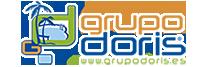 Grupo Doris: Jardinería, Construcción, piscinas, mantenimiento Logo