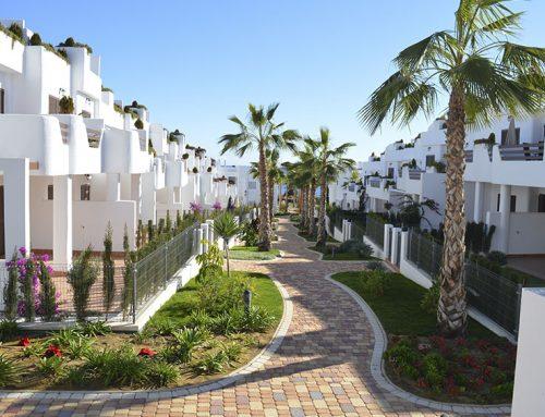 Jardines Urbanización El Palmeral, fase 2